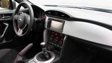 Фото салона Subaru BRZ