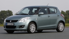 Фото экстерьера Suzuki Swift