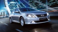Фото экстерьера Toyota Camry_2011