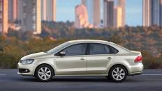 Фото экстерьера Volkswagen Polo