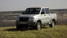 Фото экстерьера UAZ Pickup