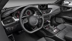 Фото салона Audi RS7 Sportback