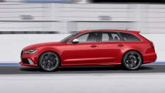 Фото экстерьера Audi RS6 Avant