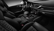 Фото салона Audi RS6 Avant