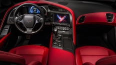 Фото Chevrolet Corvette Stingray (2013)