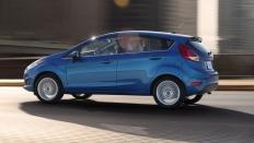 Фото экстерьера Ford Fiesta