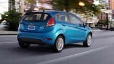 Фото экстерьера Ford Fiesta хэтчбек Titanium