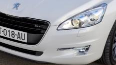 Фото экстерьера Peugeot 508 (Пежо 508) / GT<br><span> 2.2 / 204&nbsp;л.с. / Автомат&nbsp;(6&nbsp;ст.) / Передний привод</span>