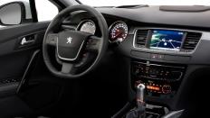 Фото салона Peugeot 508 (Пежо 508) / Active<br><span> 1.6 / 150&nbsp;л.с. / Автомат&nbsp;(6&nbsp;ст.) / Передний привод</span>