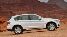 Фото экстерьера BMW X5 (БМВ Х5) / 30d M Sport Локальная сборка<br><span> 3.0 / 249л.с. / Автомат(8ст.) / Полный привод</span>