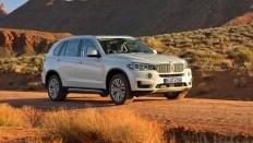 Фото экстерьера BMW X5 35i Luxury Локальная сборка