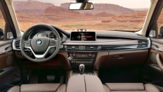 Фото салона BMW X5 / дизельный / 3.0л. / 218л.с.