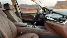 Фото салона BMW X5 (БМВ Х5) / 40d Базовая<br><span> 3.0 / 313л.с. / Автомат(8ст.) / Полный привод</span>