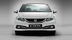 Фото экстерьера Honda Civic седан