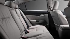 Фото салона Honda Civic седан