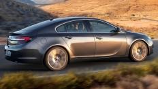 Фото экстерьера Opel Insignia