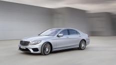 Фото экстерьера Mercedes-Benz S 63 AMG