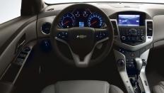 Фото салона Chevrolet Cruze хэтчбек