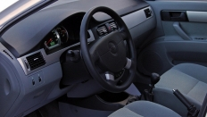 Фото салона Chevrolet Lacetti седан / механика