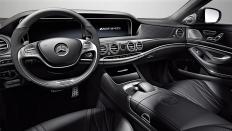 Фото салона Mercedes-Benz S 63 AMG