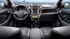Фото салона SsangYong Actyon