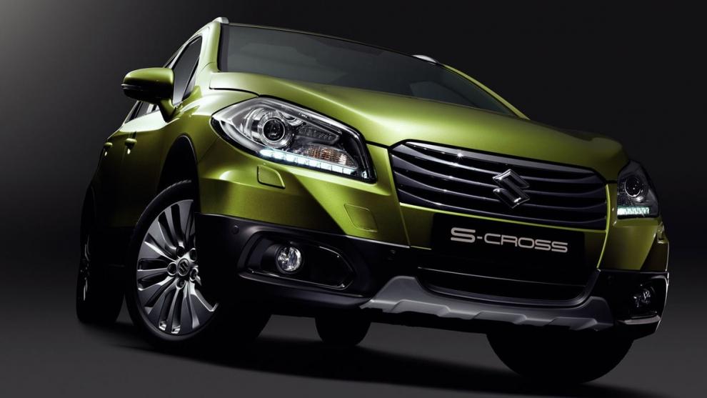 Фото Suzuki New SX4