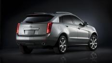 Фото экстерьера Cadillac SRX 3,6 Top