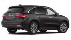 Фото экстерьера Acura MDX ADVANCE