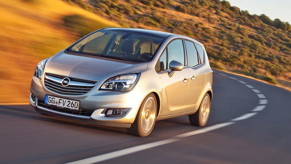 Фото Opel Meriva
