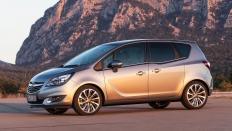 Фото экстерьера Opel Meriva / бензиновый / 1.4л. / 120л.с. / автомат