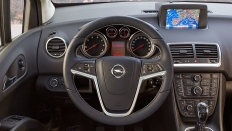 Фото салона Opel Meriva / бензиновый / 1.4л. / 140л.с. / механика