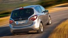 Фото экстерьера Opel Meriva / бензиновый / 1.4л. / 140л.с. / механика