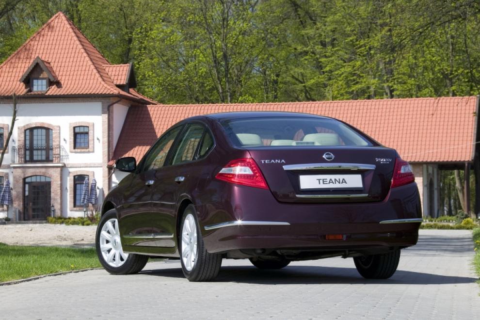 Nissan Teana 2008 седан