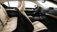 Фото салона Lexus CT