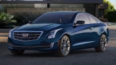 Фото экстерьера Cadillac ATS Coupe (2014)