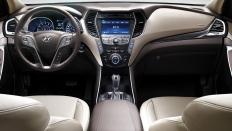 Фото салона Hyundai Grand Santa Fe