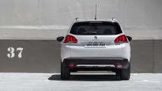 Фото экстерьера Peugeot 2008