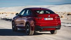 Фото экстерьера BMW X4 (БМВ Х4) / M40i xDrive Базовая<br><span> 3.0 / 360&nbsp;л.с. / Автомат&nbsp;(8&nbsp;ст.) / Полный привод</span>