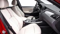 Фото салона BMW X4 / дизельный / 2.0л. / 190л.с.