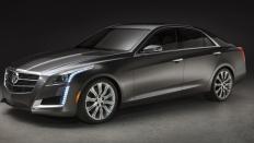 Фото Cadillac CTS (2014)