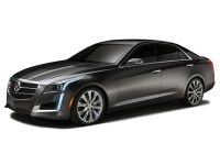 Cadillac CTS (2014)