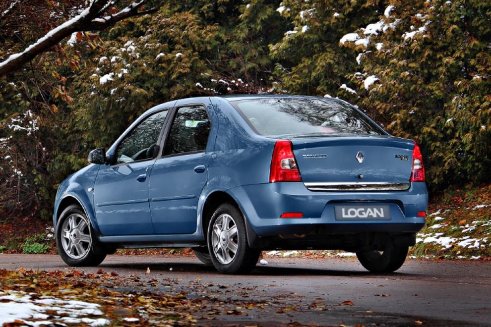 Renault Logan 2004-2013 (Рено Логан 2004-2013) седан