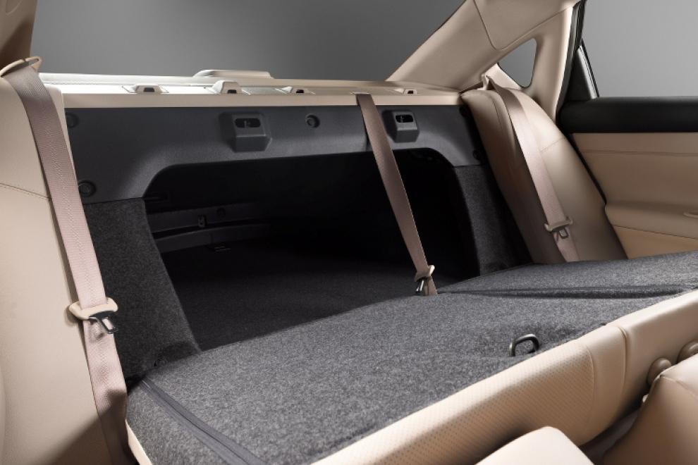 Багажник Nissan Teana 2014 (Ниссан Теана 2014) седан