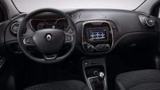 Фото салона Renault Kaptur