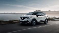 Фото экстерьера Renault Kaptur