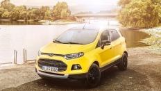 Фото экстерьера Ford Ecosport Trend