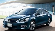 Фото экстерьера Nissan Teana / полный привод