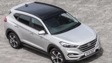 Фото экстерьера Hyundai Tucson