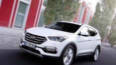 Фото экстерьера Hyundai Santa Fe