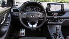 Фото салона Hyundai i30